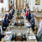 تعداد زنان در مذاکرات وزارت امور خارجه